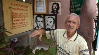 Museum honours Cuba's revolutionaries