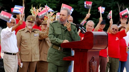 Cuba: In the shadow of Castro