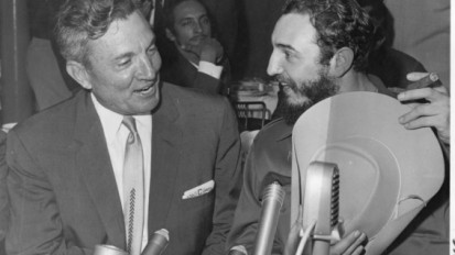 Remembering Castro's visit to Houston