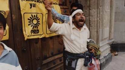 Mexican congress: A peculiar sideshow