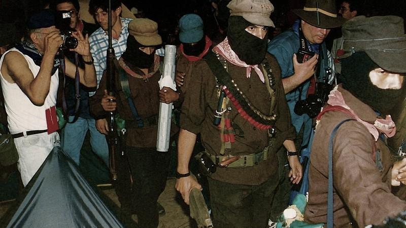 Seized documents reveal rebels' socialist aims