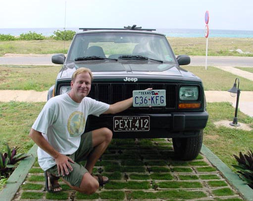te jeep