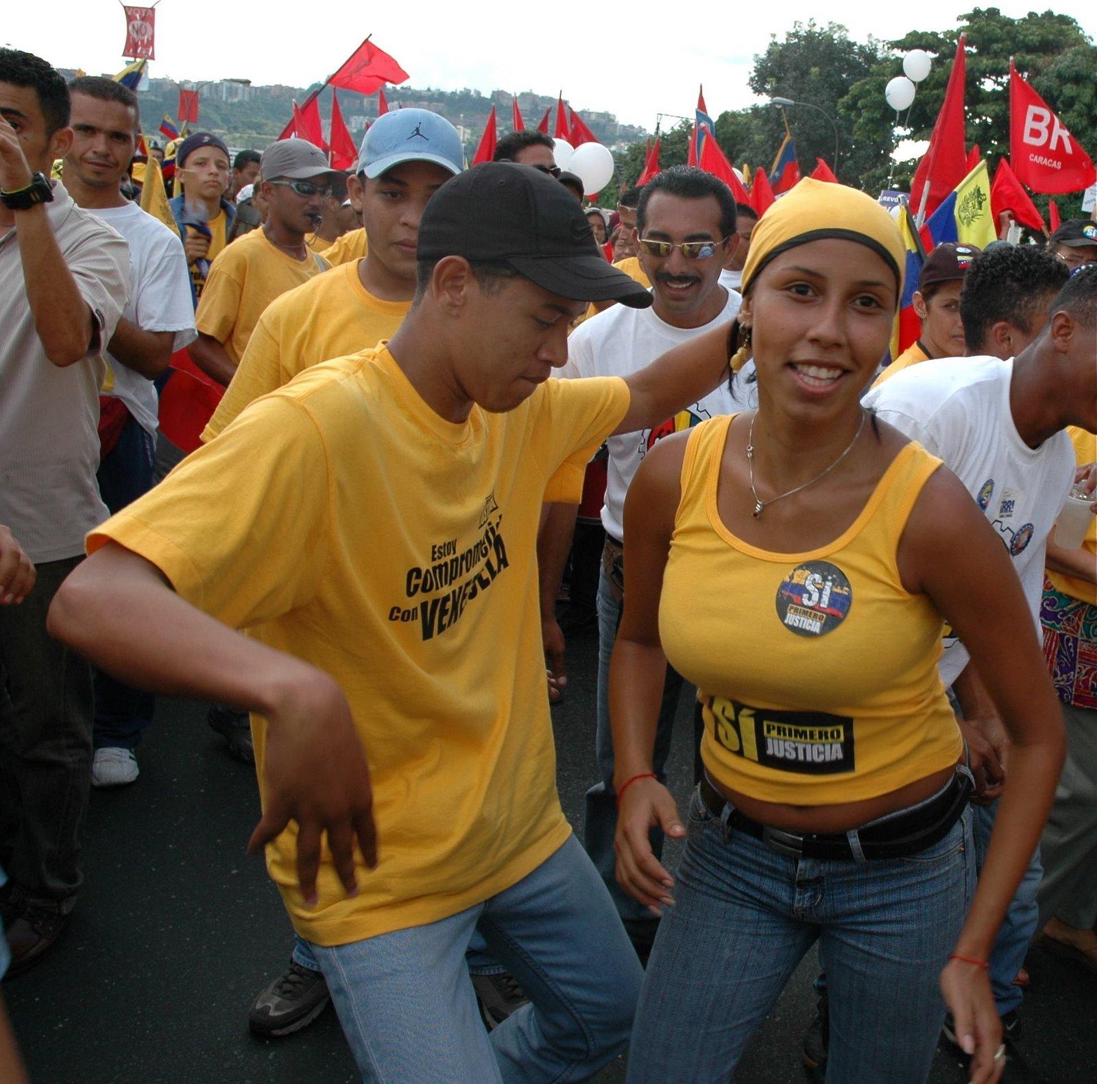 venezuela-dancers