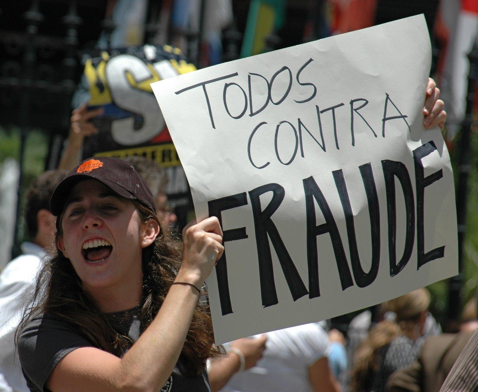venezuela-fraud