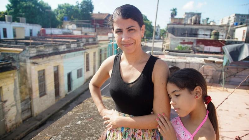 Cubans long for relatives left behind