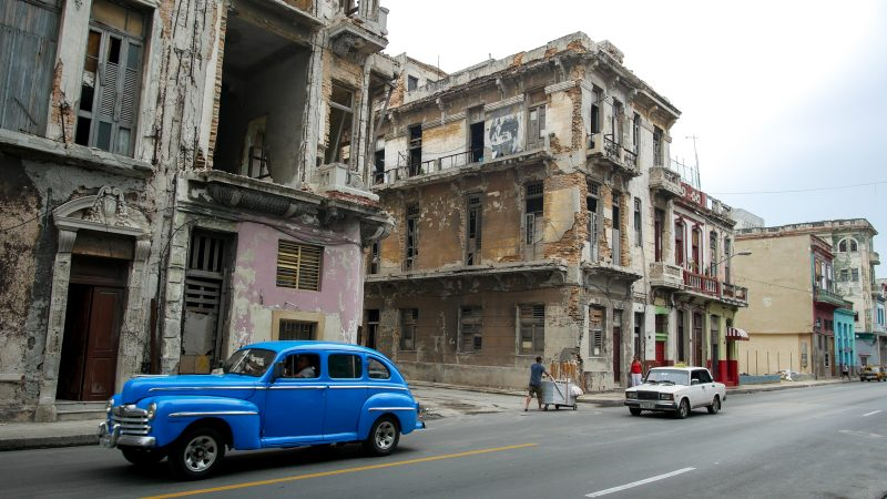 How Havana is collapsing, building by building
